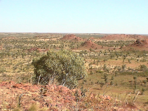 Sw from Tennant Creek
